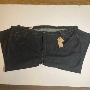Levi's 541 Athletic Taper Mens Stretch Denim Jeans